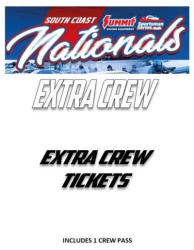 Crew Tickets