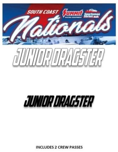 Junior Dragster